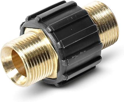 Verbinder Drehgelenk Schlauchanschluss Universal Drehung Hochdruckreiniger