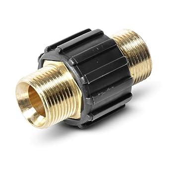 HD Schlauch Verbinder M22//M22 Kärcher Kränzle Hochdruckreiniger