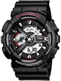 Casio G-Shock – Men's Analogue/Digital Watch with Resin Strap – GA-110