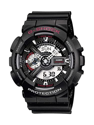 Casio G-Shock Men's Watch GA-110-1AER