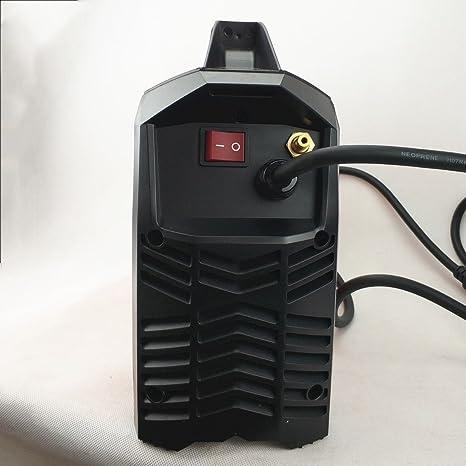 Aluminium Welder, ACDC TIG Welding Machine 200A, Digital Control AC/DC Pulse TIG/MMA CE Approved Professional IGBT Inverter TIG Welding - - Amazon.com