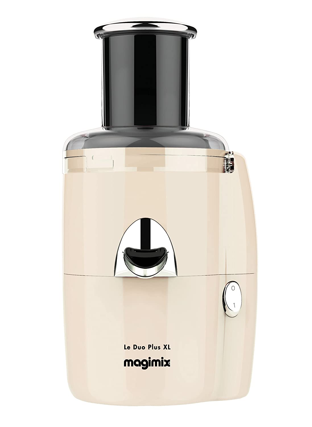 Magimix Le Duo Plus XL Juice Extractor, Black 18045