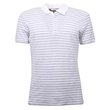 B8236 polo uomo ERMANNO SCERVINO short sleeve t-shirt men [50 ...