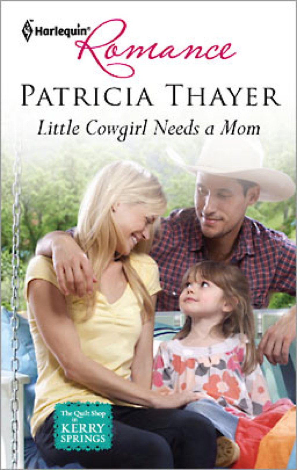 Little Cowgirl Needs a Mom pdf