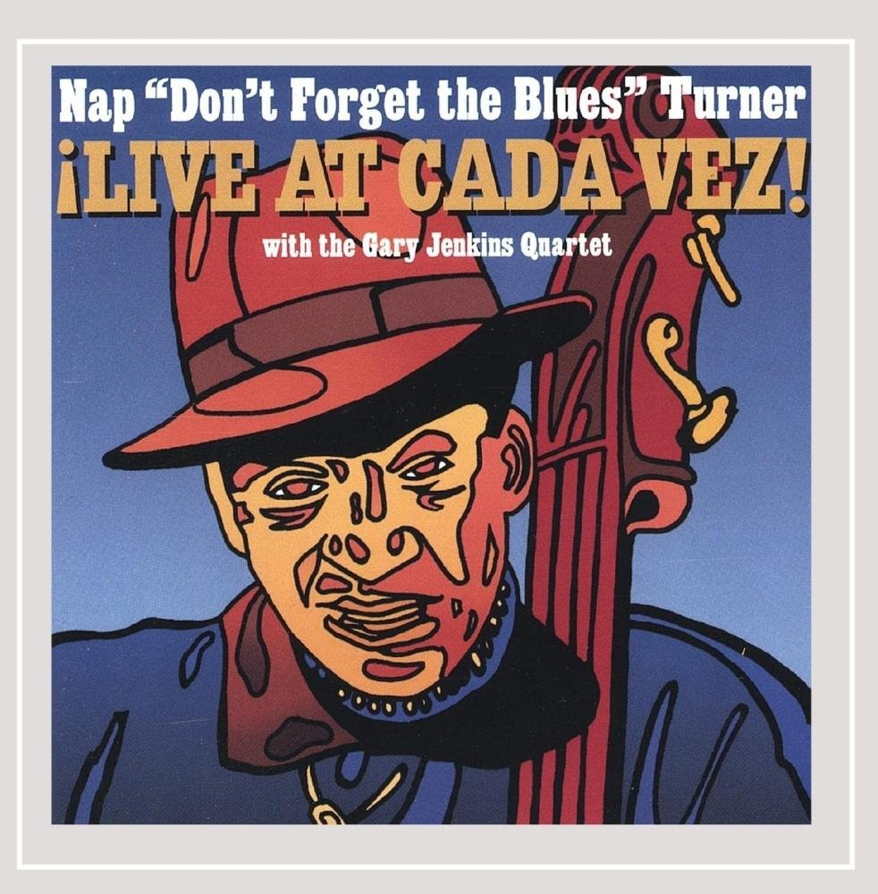 Live at Cada Vez by CD Baby