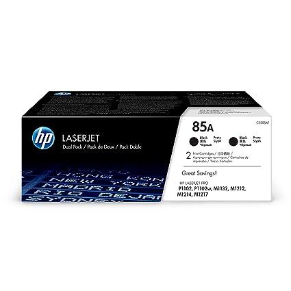 HP CE285D tóner y Cartucho láser - Tóner para impresoras ...