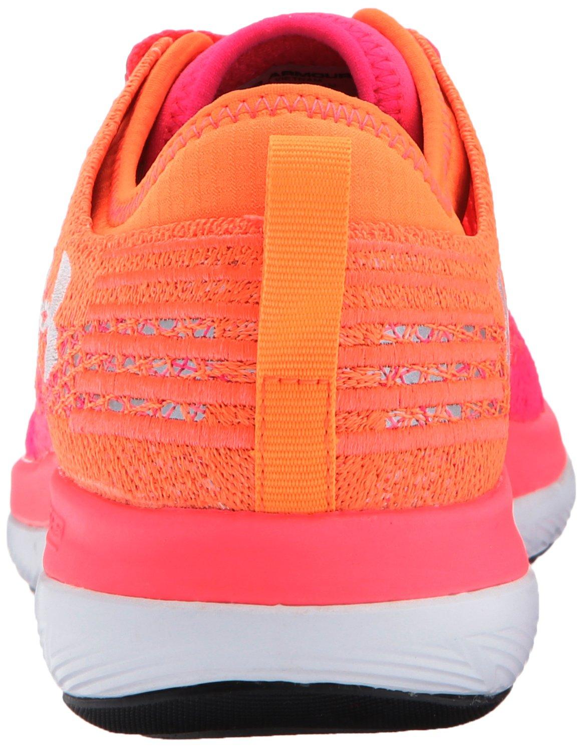 Under M Armour Women's Threadborne Fortis Running Shoe B01N2T89WT 5.5 M Under US|Penta Pink (600)/Magma Orange e1314f