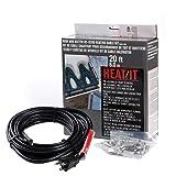 Heat it HIRD 20 feet Roof Gutter De-Icing Cable