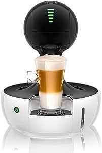 Nescafé Dolce Gusto Drop Automatic Coffee Machine, White, NCU700WHT