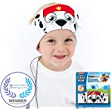Paw Patrol Kids Headphones by CozyPhones - Volume Limited with Thin Speakers & Super Comfortable Soft Headband - Perfect Toddlers & Children's Earphones for School, Home & Travel – Marshall