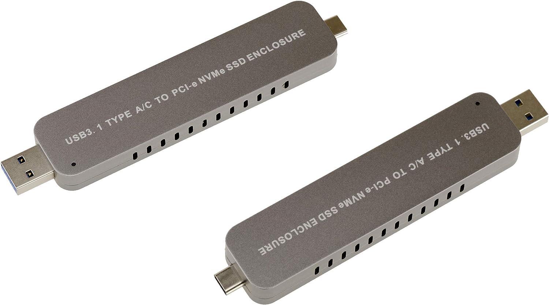 Kalea-Informatique. Caja Externa SSD M2 USB 3.1