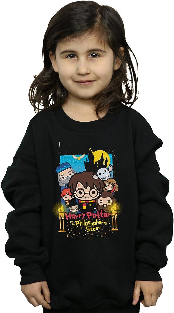 HARRY POTTER niñas Philosophers Stone Junior Camisa De ...