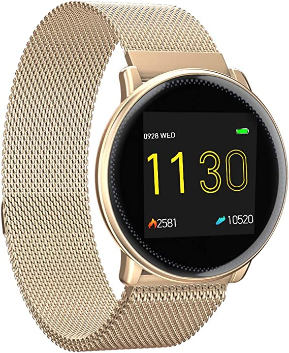 Smart Watch UMIDIGI Uwatch2 Fitness Tracker with All-Day Heart Rate & Activity Tracking, Sleep Monitoring, IP67, Ultra-Long Battery Life, Smartwatch ...