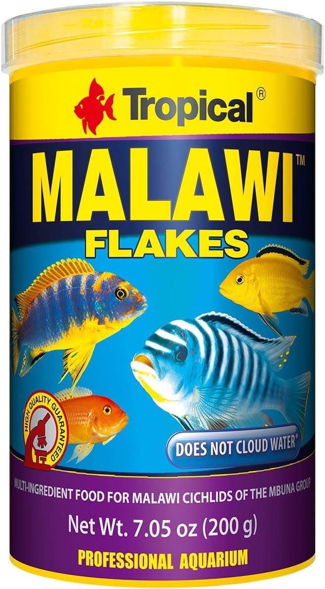 Tropical USA Fish Food