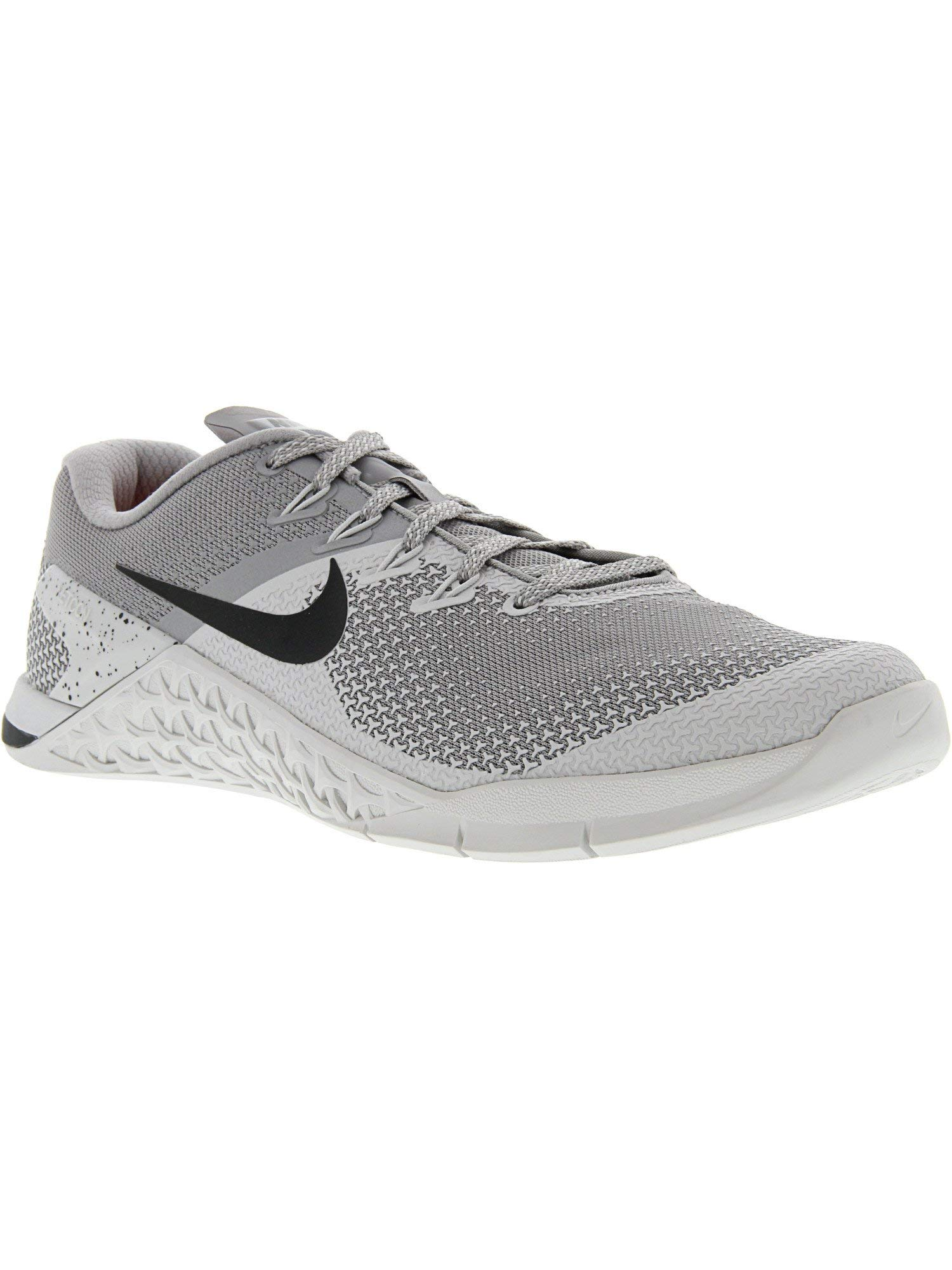Nike Men's Metcon 4 Atmosphere Grey/Black Ankle-High Cross Trainer Shoe - 6.5M by Nike (Image #3)