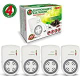 Repel It! Ultrasonic Pest Repeller, Plug in Pest Control For Mice, Rats & Insects