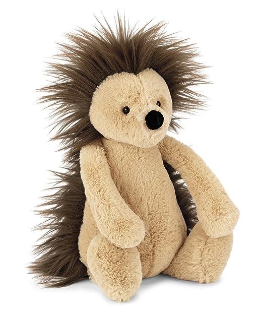 Amazon.com: Jellycat Bashful Hedgehog, Medium, 12 inches: Toys & Games