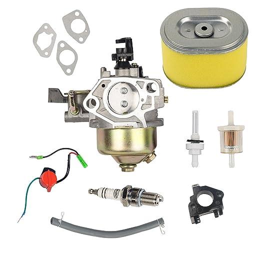 OxoxO Carburetor Spark Plug Filtro de aire de combustible ...