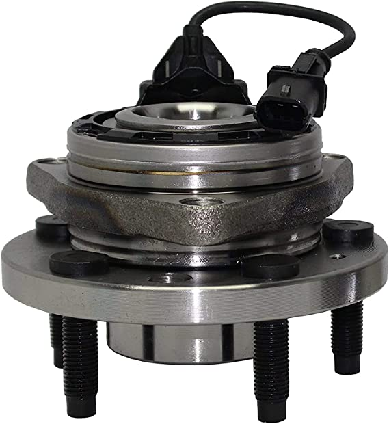 Wheel Bearing /& Hub Assembly Front /& Rear Kit Set of 4 for Saturn Pontiac New