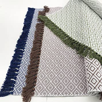Amazon De Kong Eu Anti Rutsch Teppiche Teppich 100 Baumwolle