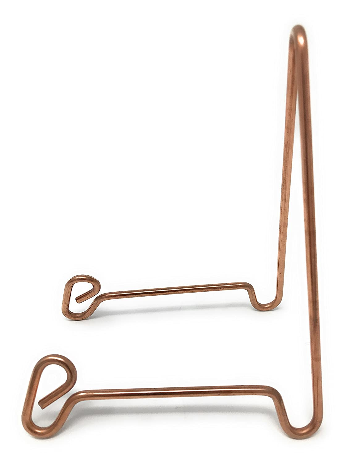 Bowl Stand, Medium, Copper colord Steel
