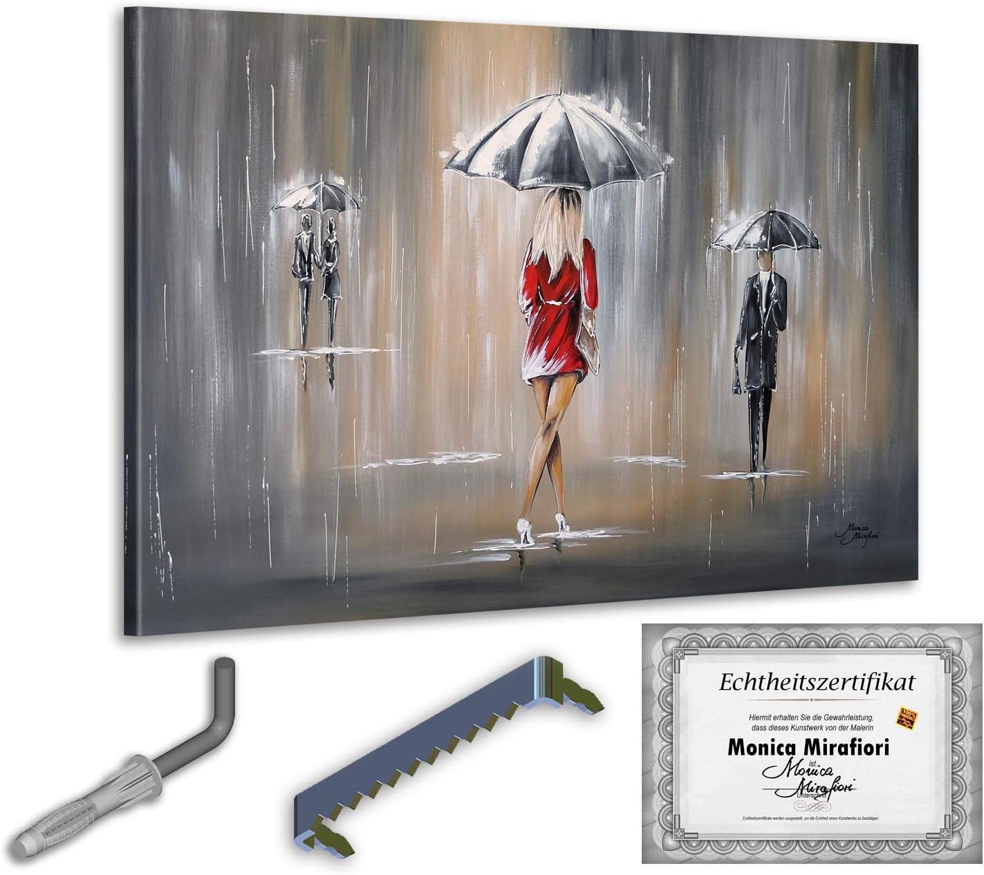 exclusive-gallery I Monica Mirafiori I 120x80 cm I Cuadro pintado a mano I Pintura I Arte moderno