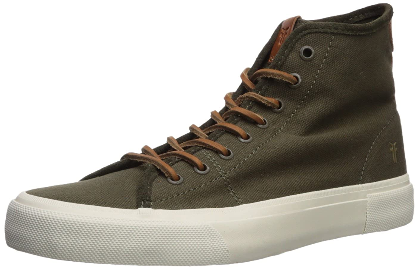 Vert Olive 44 EU FRYE LudFaible High - Montantes Homme