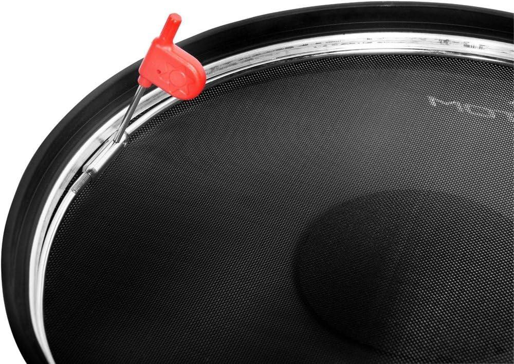 14-Inch RTOM BLACK HOLE BLKHOL14 Black Hole Drum Head