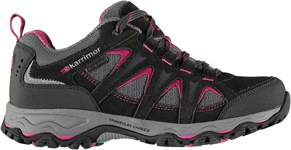 look for online store great deals 2017 Amazon.com | Karrimor Womens Mount Low Walking Shoes Waterproof ...