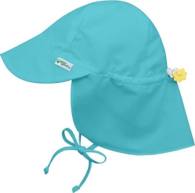 I Play. Brim Sun Protection Adjustable Hat for Baby's Head, Neck, & Eyes   Amazon