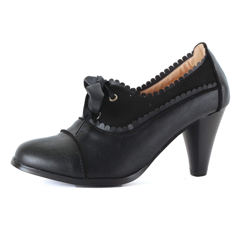 【限定価格セール!】 [Guilty (B)M Shoes] レディース B076JNX13N (B)M 7.5 (B)M US|ブラック ブラック 7.5 B076JNX13N (B)M US, ハヤキタチョウ:35ba0cbe --- obara-daijiro.com