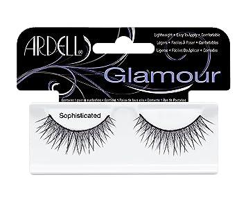 360a8e45988 Amazon.com : Ardell Elegant Eyes Glittered Lashes Pair, Sophisticated :  Fake Eyelashes And Adhesives : Beauty
