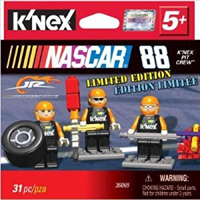 K'NEX 88 Pit Crew: Toys & Games