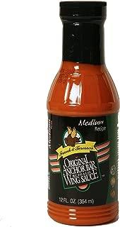 product image for Anchor Bar Original Medium Wing Sauce 12oz. (6 Pack)
