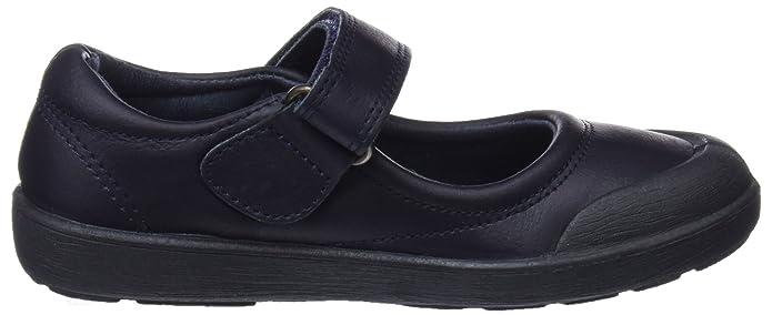 Gioseppo Mädchen Gamma 2 Slip on Sneaker, Schwarz (Black), 31 EU