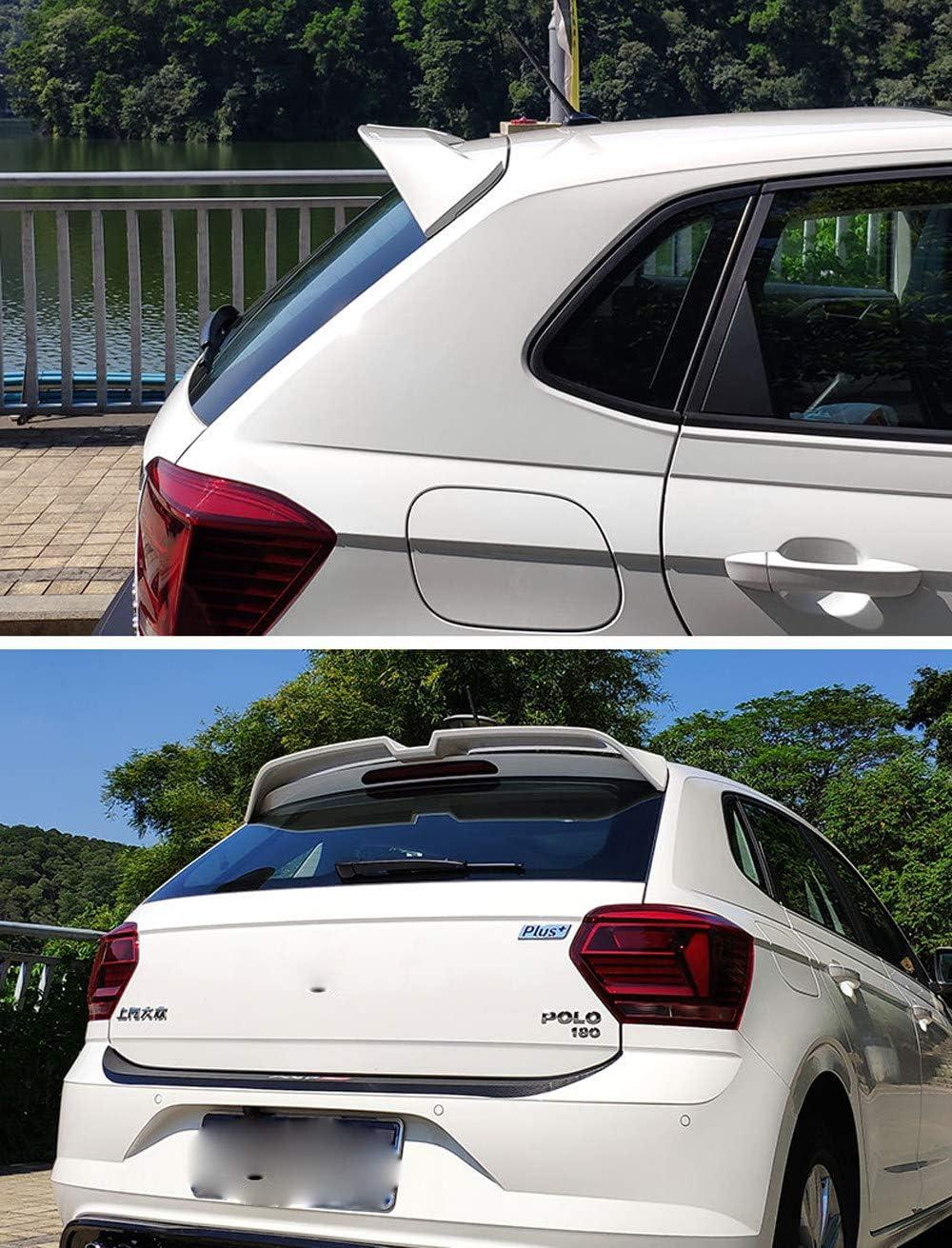 AniFM Nuevo diseño de Spoiler para VW Polo 2018 Trunk Lip Spoiler ...