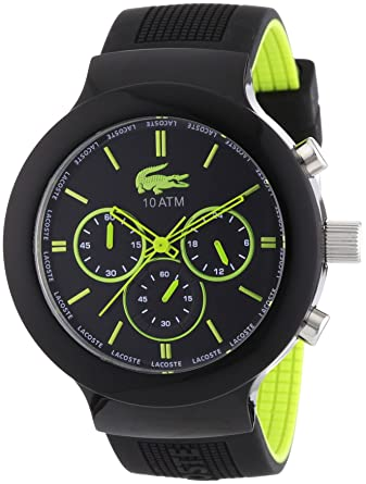 lacoste men s watch 2010650 2010650 amazon co uk watches lacoste men s watch 2010650 2010650
