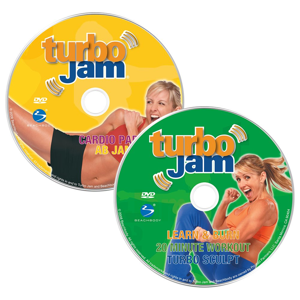 Turbo Jam Workout Gear - Fitness Equipment for Your Turbo ...
