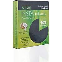 Streax Hair Colour Insta Natural Cream -15 ml