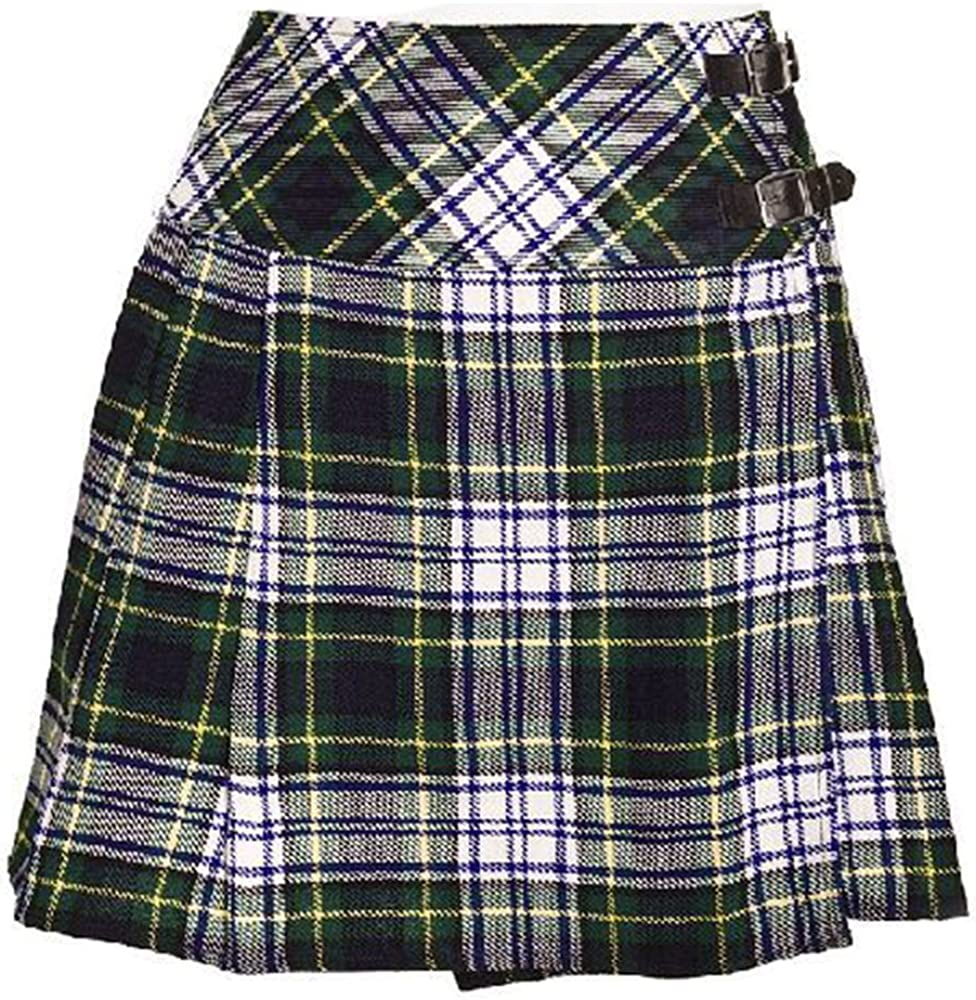 The Scotland Kilt Company Escocés Mujer Falda Escocesa Billie - 16 ...