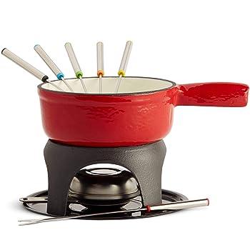Vonshef Fondue Set With 6 Forks