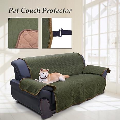 PAWZ Road Funda Protectora para sofá de Cama, Reversible, para Mascotas, Gatos,