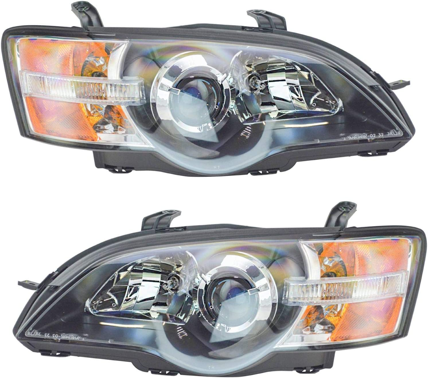 Fits 2005-07 CHRYSLER 300 SIGNAL LIGHT//LAMP  Pair Left and Right Set