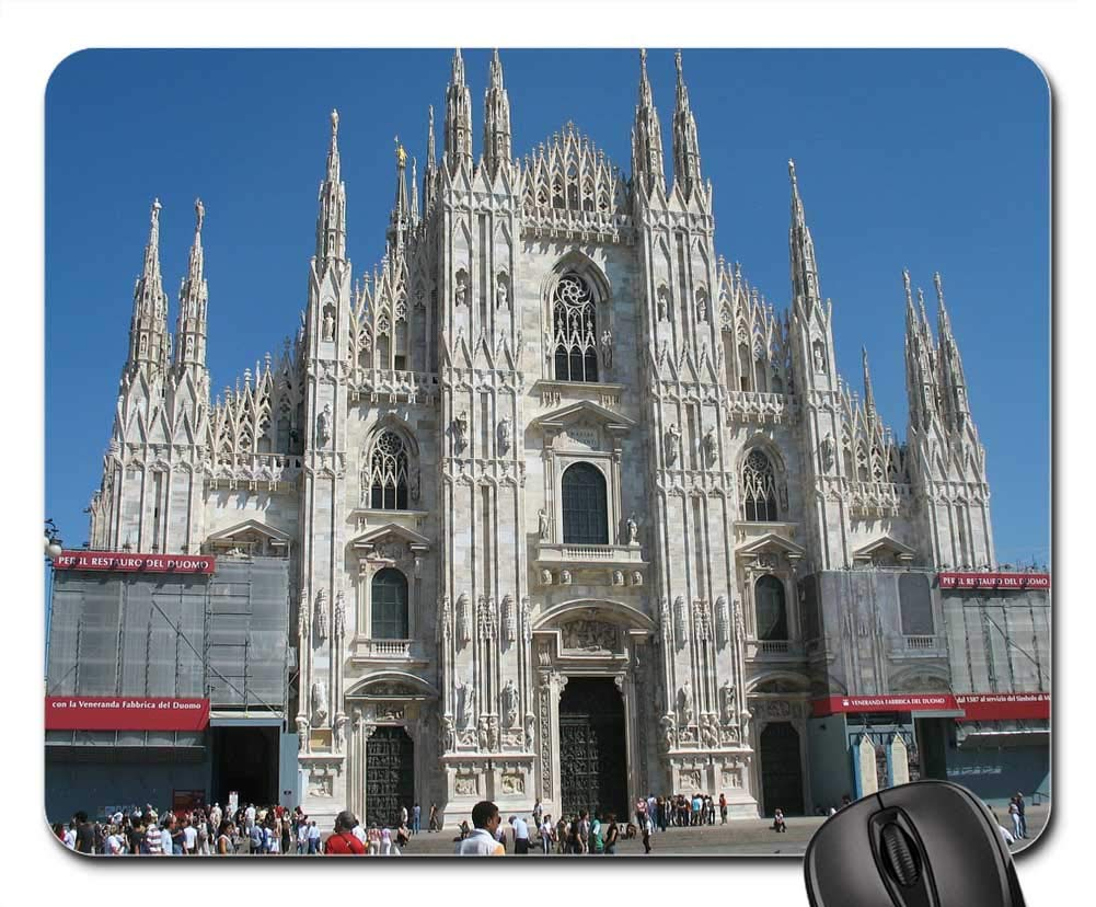 Amazon Com Mouse Pads Milan Cathedral Milan Cathedral