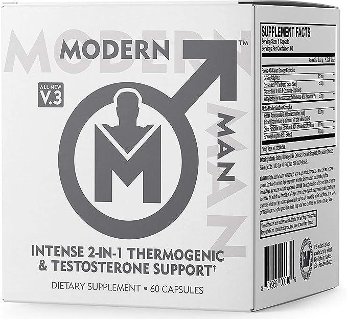 MODERN MAN V3 - Testosterone Booster