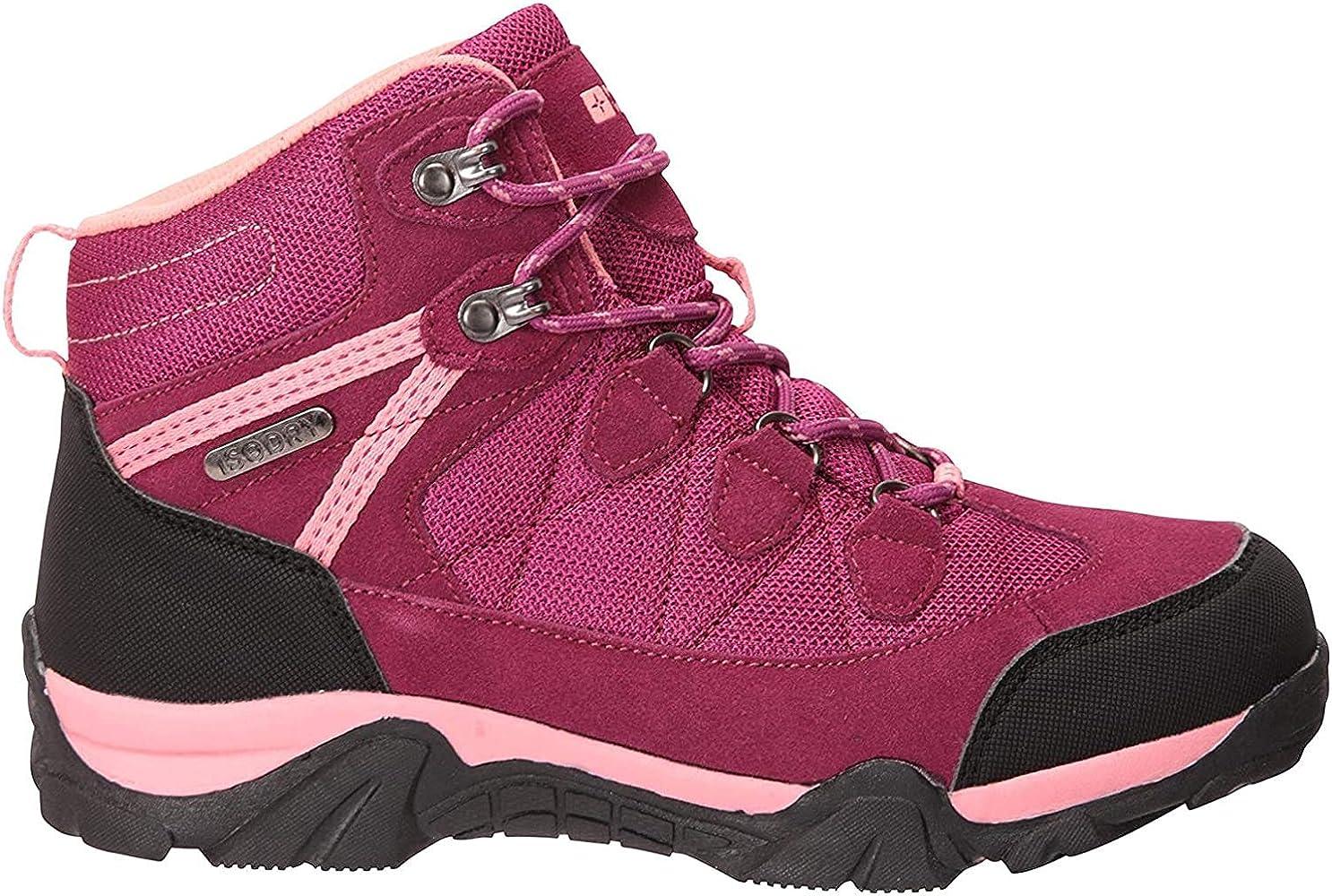 Mesh Girls \u0026 Boys Shoes Berry Kids Shoe