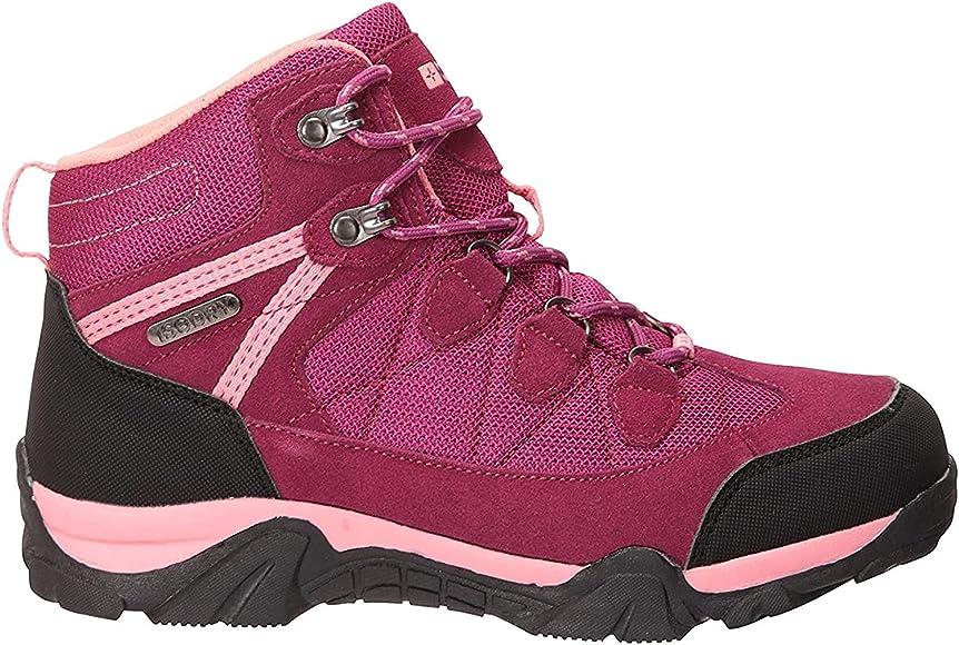 Mountain Warehouse Kids Waterproof Boots Mesh Girls /& Boys Shoes