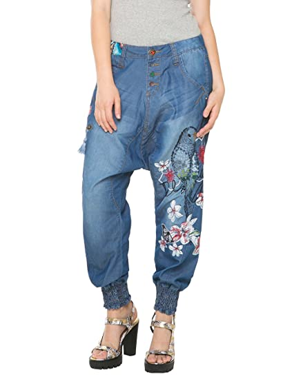 Womens Edith Jeans Desigual