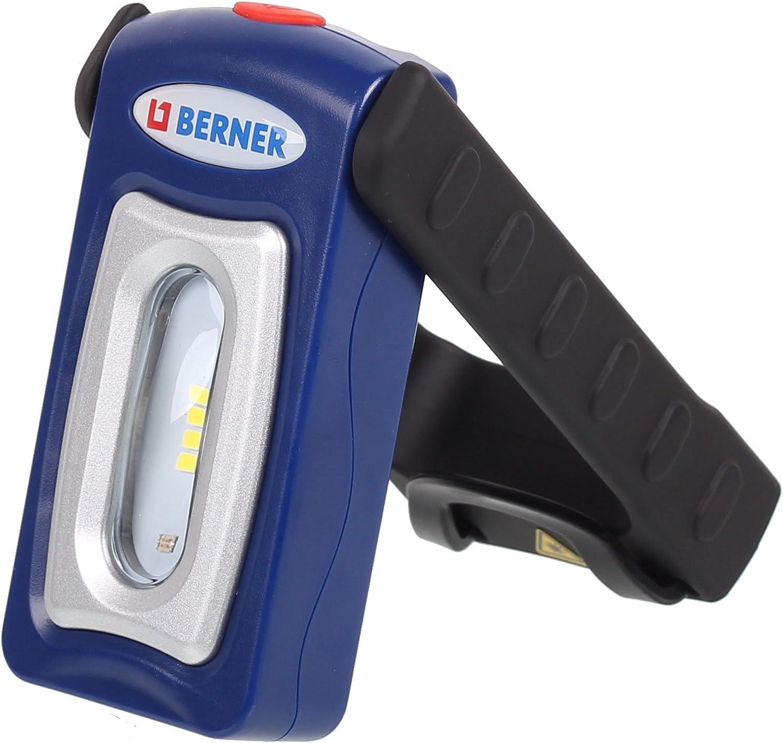 Berner Pocket Delux Bright Led Lampe Werkstattlampe Baumarkt