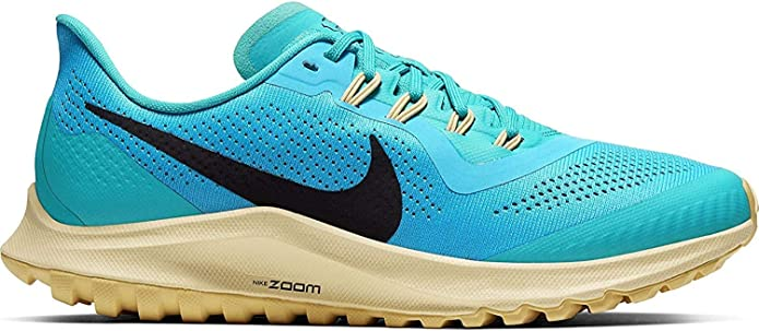 NIKE Wmns Air Zoom Pegasus 36 Trail, Zapatillas de Running para ...